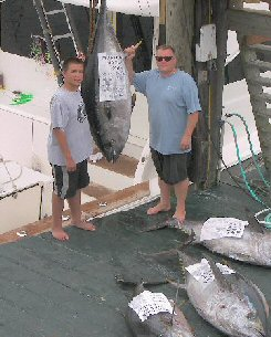 Montauk marine basin pictures for Big mohawk fishing boat